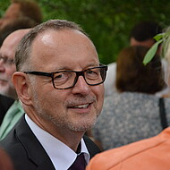 HR-Intendant Manfred Krupp
